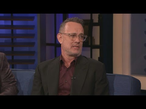 "Tom Hanks Isn't Always ""The Nicest Guy In Hollywood"" - Conan On TBS"