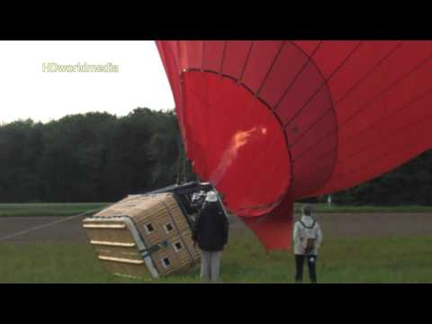 Hot Air Balloon over the Loire Valley ... or Not.. Travels with my wife
