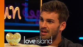 Adam Explains Why He Didn't Leave the Villa With Zara | Love Island Aftersun 2018