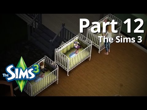 Let's Play The Sims 3 - Part 12