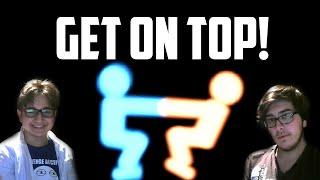 Kardeşimle Oynuyoruz - Ketçap İçme Cezalı - GET ON TOP!