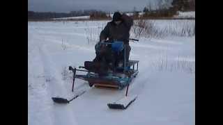 снегоход - палочник, город Ковров