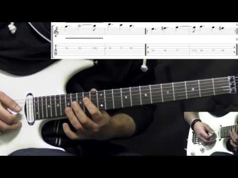 Death - Voice Of The Soul - Metal Guitar Lesson - Part 1 (w/Tabs)