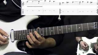 Death - Voice Of The Soul - Metal Guitar Lesson - Part 1 (with Tabs)