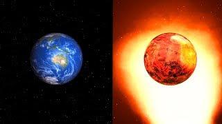 Ich habe erneut die Erde zerstört... - Universe Sandbox 2