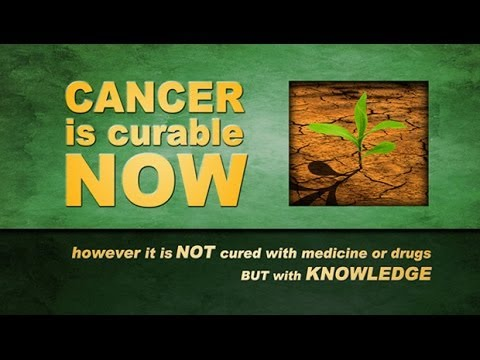 A Cancer Cure 40 years ago