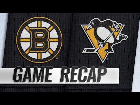 Sports Wrap with Ron Potesta - Penguins Top Bruins; Face Capitals Tomorrow