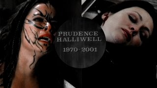 "Piper Halliwell | ""How could you go and die and leave me here alone.."" (prues death)"