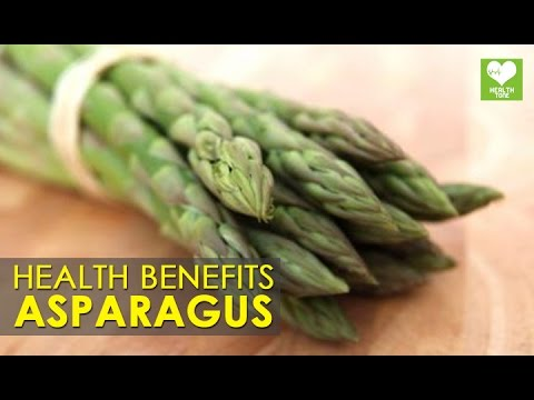 Asparagus - Health Benefits | Super Food