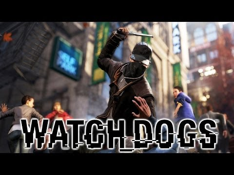 I'M BATMAN | Watch Dogs - Part 1