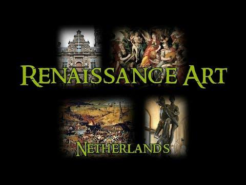 Renaissance Art - 12 Netherlands