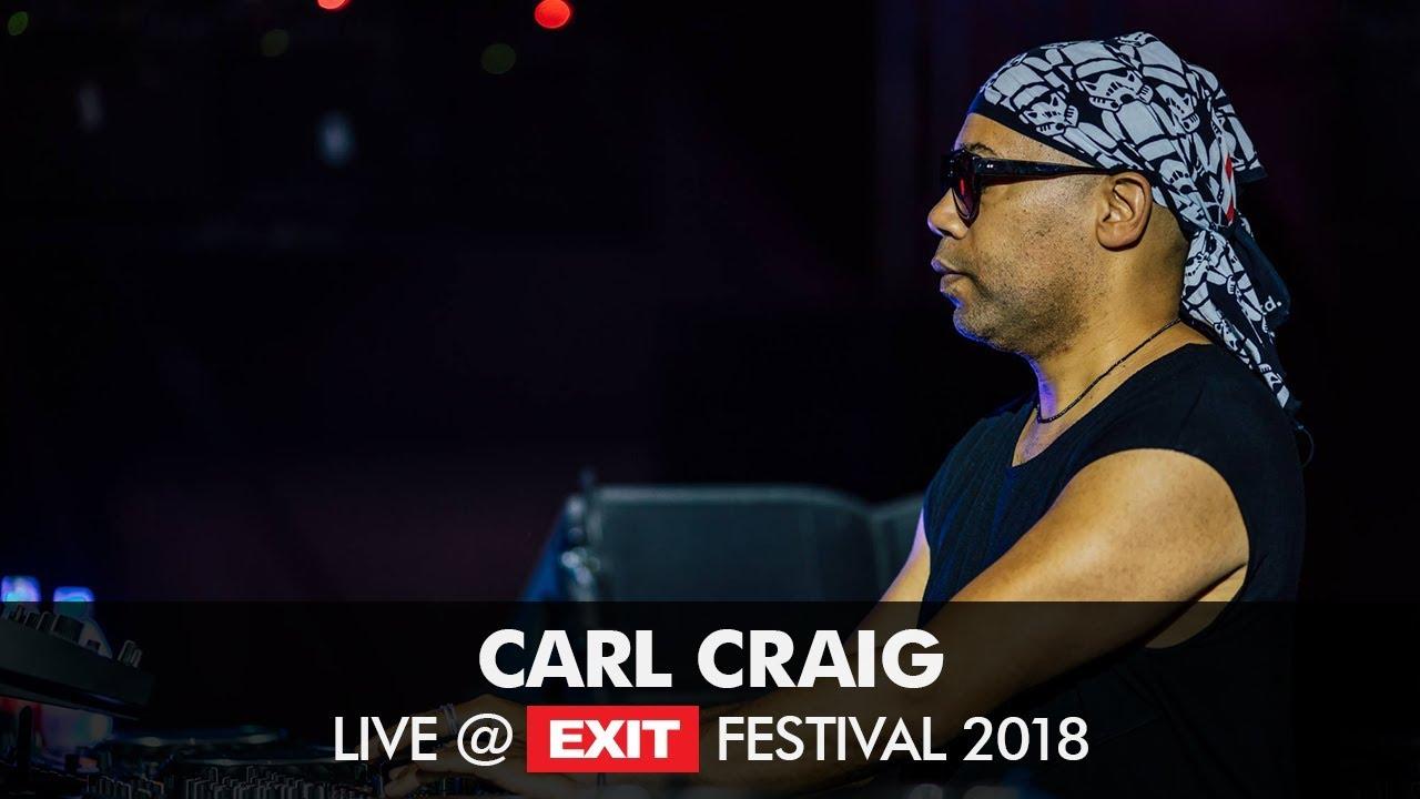 EXIT 2018   Carl Craig Live @ mts Dance Arena FULL SHOW