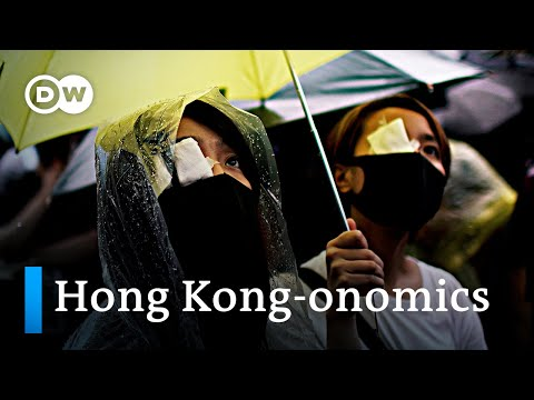 The economic impact of the Hong Kong protests | DW News
