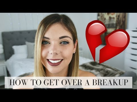 HOW TO GET OVER A BREAKUP | Emma Mumford