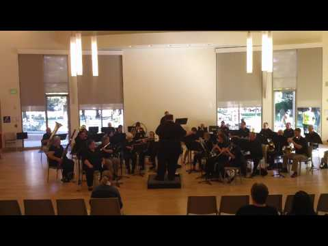 A Triumphant Overture, by Mike Store. Milpitas Community Concert Band