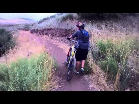 Mountain Biking Apex Trail Golden Colorado Heritage Square