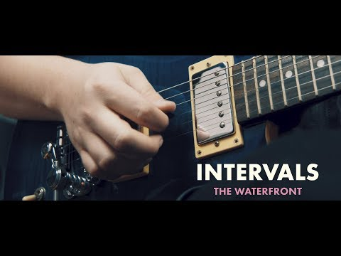 The Waterfront Intervals Guitar Cover by Lucas Laffineur