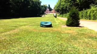 Parcmow Robots tondeuses très grandes surfaces Bourges