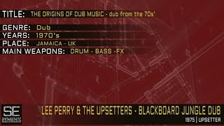 Lee Perry & The Upsetters - Blackboard Jungle Dub (Upsetter | 1975)