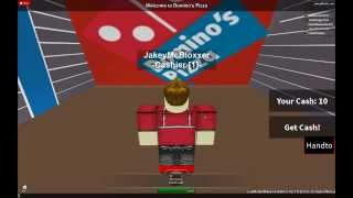 Roblox - Modern Domino's Pizza Group Join Today!