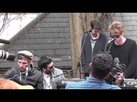 Kodaline - 'High Hopes' Acoustic - 17/05/2013 - Live at The Great Escape 2013