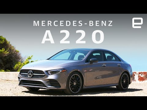 Mercedes-Benz A220 Review: Tech-filled luxury value