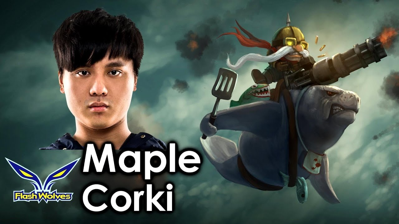 Maple picks Corki