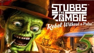 ❤ Stubbs The Zombie in Rebel Without a Pulse - [Part 5 HEY...It