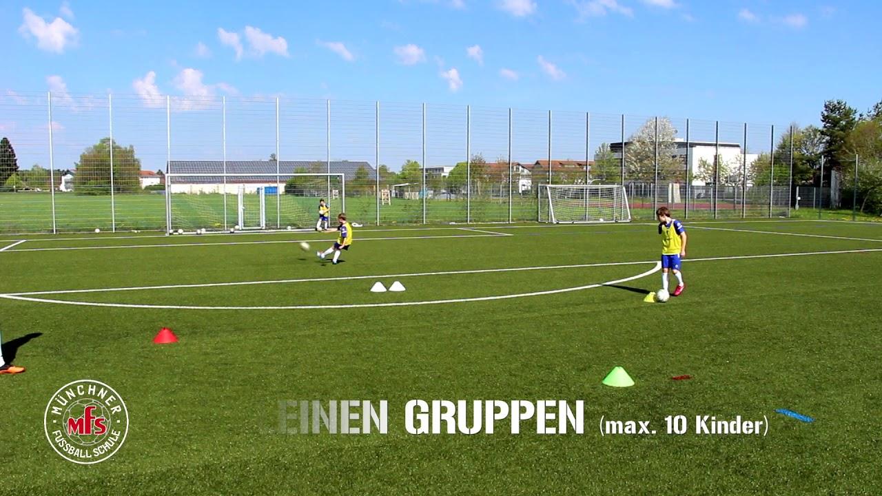 Ferienoutdoorcamps Munchner Fussball Schule