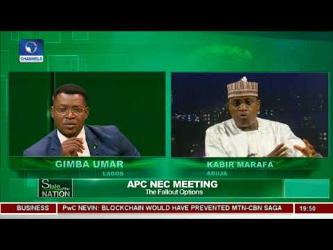 APC NEC Meeting: The Fallout Options |State Of The Nation|
