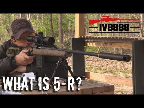 Firearms Facts: What is 5-R Rifling?