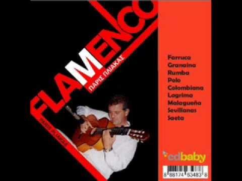 Paris Pliakas  Flamenco