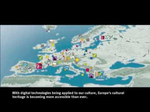 Digitisation of Cultural Heritage in Europe