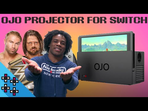 Download Youtube: HANDS-ON with OJO PROJECTOR for NINTENDO SWITCH (feat. AJ Styles & Tyler Breeze) - Expansion Pack