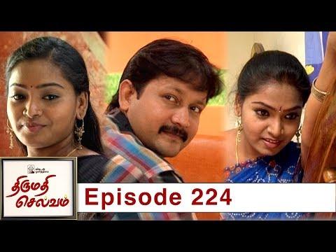 Thirumathi Selvam Episode 224, 23/07/2019 #VikatanPrimeTime