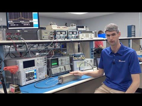Measuring Amplifier Characteristics