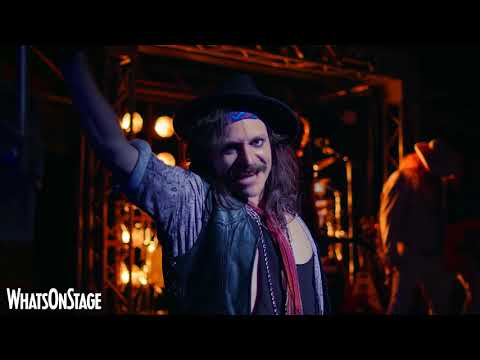 Rock of Ages 2018 UK tour trailer