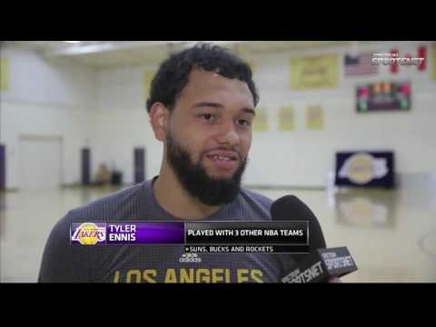 Tyler Ennis Signs New Deal With the Lakers | July 26, 2017