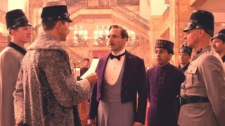 The Grand Budapest Hotel Official Clip - The Police Are Here (HD) Wes Anderson