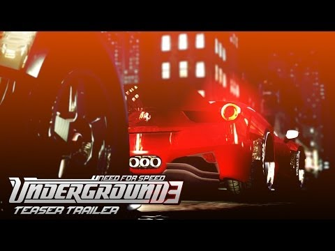 2015 Need For Speed Underground 3 Official Teaser Trailer (Fan Made)