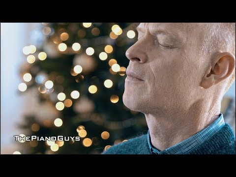 If you're missing someone this Christmas this song's dedicated to you  The Piano Guys ft Craig Aven