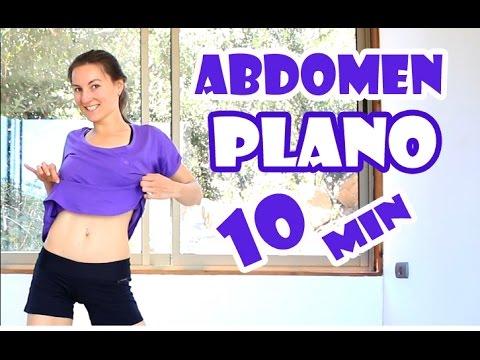 Abdominales en 10 minutos | Tonificar abdomen con Elena Malova