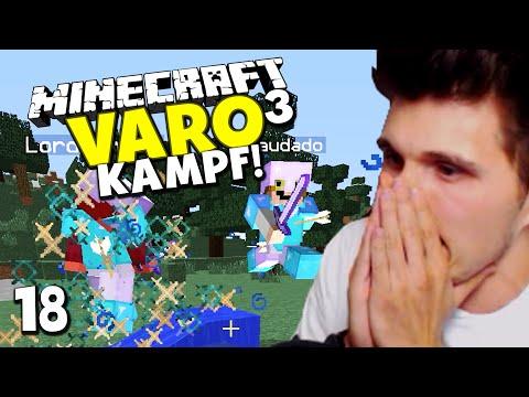 Minecraft Varo 3 #18 ✪ DER KAMPF! | Paluten
