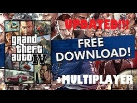 Download GTA 4 PC + Full Game Crack for Free [Multiplayer]