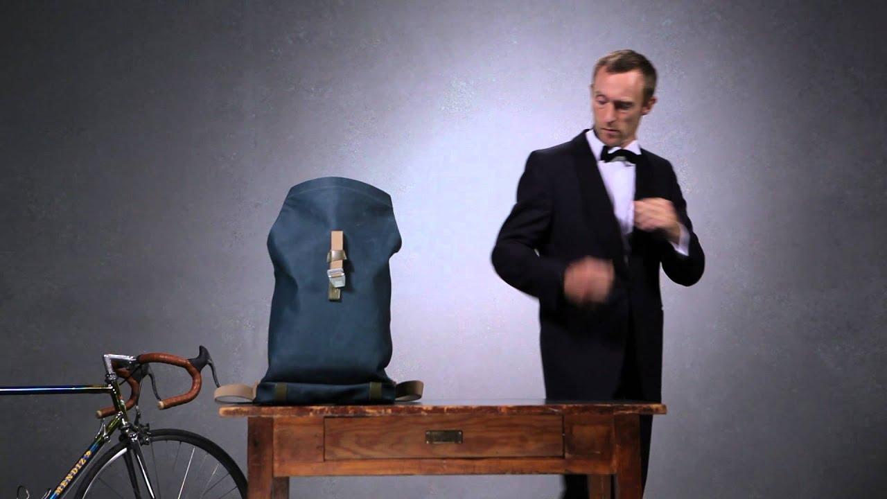 Brooks Pickwick Backpack Youtube