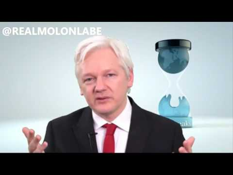 WIKILEAKS VAULT 7  -Julian Assange Press Conference On CIA Hacking (3_9_2017)