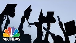 Students Adapt To New Graduation Ceremonies Amid COVID-19 Pandemic | NBC News NOW