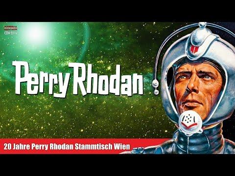 20 Jahre PERRY RHODAN Stammtisch Wien - Austria Con 2016 Eröffnung