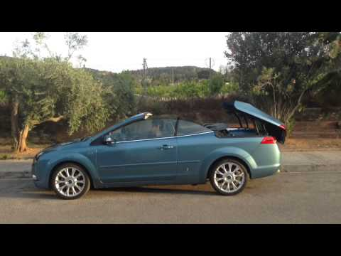 ford focus cabrio pininfarina 2010 youtube. Black Bedroom Furniture Sets. Home Design Ideas