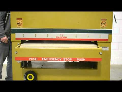 powermatic rb 37 37 quot wide belt sander